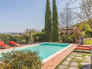 1 bedroom Villa in San Giovanni Valdarno, Tuscany, Italy : ref 5240952