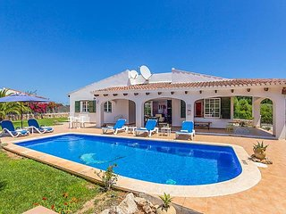 3 bedroom Villa in Binibèquer Vell, Balearic Islands, Spain : ref 5334201