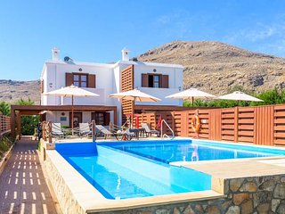 2 bedroom Villa in Lindos, South Aegean, Greece : ref 5402629