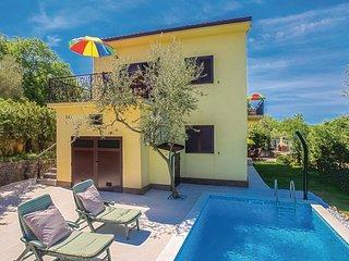 4 bedroom Villa in Soline, Primorsko-Goranska Županija, Croatia : ref 5579432