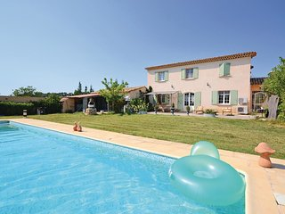 3 bedroom Villa in La Bastidonne, Provence-Alpes-Cote d'Azur, France : ref 55482