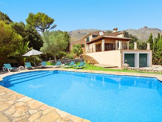3 bedroom Villa in Cala San Vicente, Balearic Islands, Spain : ref 5364681
