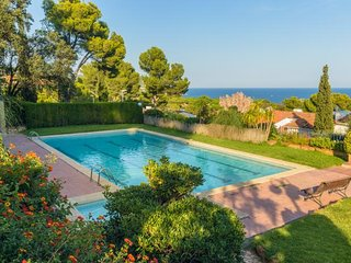 4 bedroom Villa in Calella de Palafrugell, Catalonia, Spain : ref 5246966