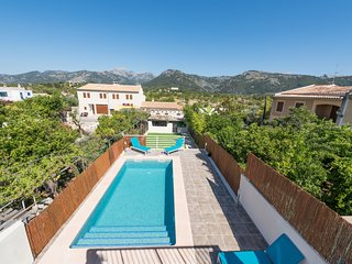 3 bedroom Villa in Campanet, Balearic Islands, Spain : ref 5546790