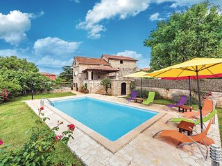 3 bedroom Villa in Juršići, Istria, Croatia : ref 5564460