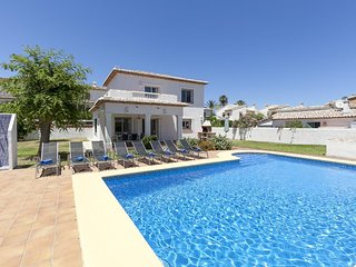 2 bedroom Villa in Denia, Valencia, Spain : ref 5047592