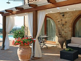 2 bedroom Villa in Vallone Ponte, Tuscany, Italy : ref 5513147