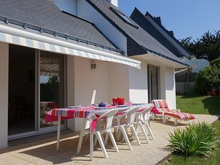 3 bedroom Villa in La Trinite-sur-Mer, Brittany, France : ref 5559919