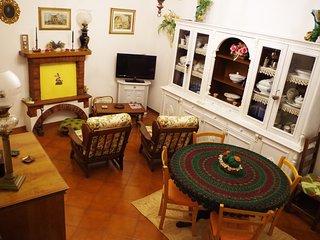 Casa accogliente in centro citta tra il mare e le montagne della Versilia