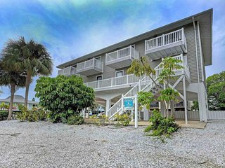Contemporary dog-friendly home with shared pool - two blocks from the beach!