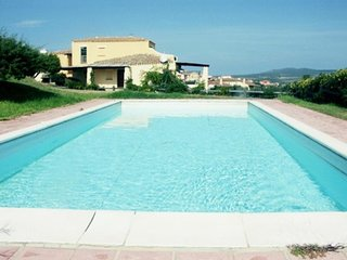 6 bedroom Villa in Villa Sirena, Sardinia, Italy : ref 5489560