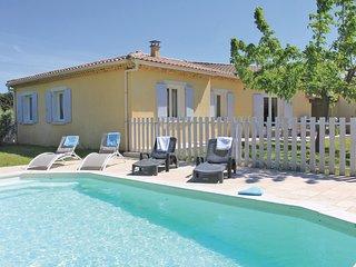 4 bedroom Villa in Montélimar, Auvergne-Rhône-Alpes, France : ref 5534193