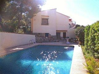 2 bedroom Villa in Lleus, Valencia, Spain : ref 5525218