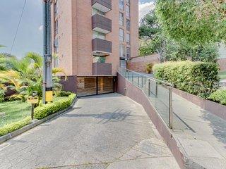 Agradable apartamento con cocina americana- Nice apartment with kitchenette
