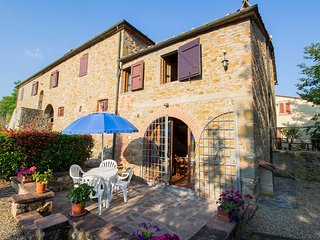 4 bedroom Apartment in Pietraviva, Tuscany, Italy : ref 5513140