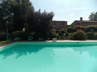 2 bedroom Villa in Valiano, Tuscany, Italy : ref 5517658