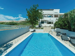 1 bedroom Apartment in Pag, Zadarska Zupanija, Croatia : ref 5545689