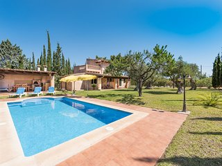 3 bedroom Villa in Lloseta, Balearic Islands, Spain : ref 5546062