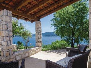2 bedroom Villa in Viganj, Dubrovacko-Neretvanska Zupanija, Croatia : ref 553238