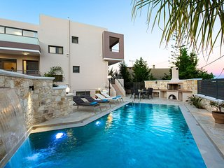 Joy Luxury Villa, Daratso Chania