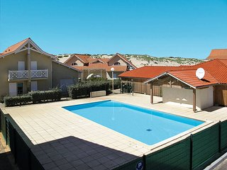 3 bedroom Apartment in Biscarrosse-Plage, Nouvelle-Aquitaine, France : ref 54348