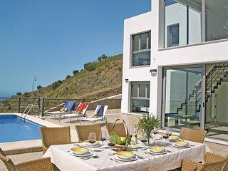 4 bedroom Villa in Cómpeta, Andalusia, Spain : ref 5538410