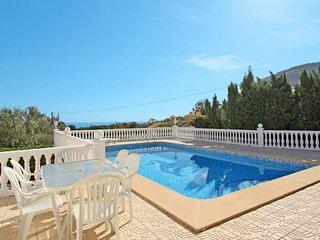 4 bedroom Villa in Calpe, Valencia, Spain : ref 5435382