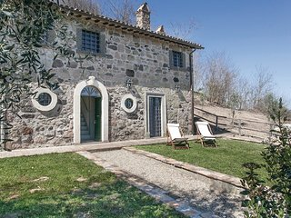 3 bedroom Villa in Sermugnano, Latium, Italy : ref 5566960