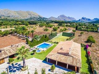 3 bedroom Villa in Port de Pollenca, Balearic Islands, Spain : ref 5503159
