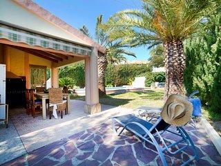 3 bedroom Villa in Calpe, Valencia, Spain : ref 5579552