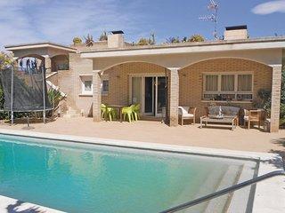 4 bedroom Villa in Roda de Berà, Catalonia, Spain : ref 5538824