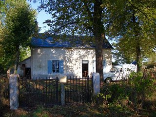 Old French Cottage