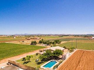 3 bedroom Villa in sa Pobla, Balearic Islands, Spain : ref 5503240