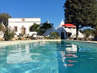 3 bedroom Villa in Ceglie Messapica, Apulia, Italy : ref 5447810