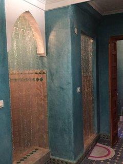 salle de bain 2 douches