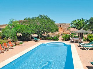 2 bedroom Villa in es Llombards, Balearic Islands, Spain : ref 5441236