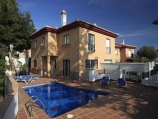 3 bedroom Villa in Nerja, Andalusia, Spain : ref 5455177