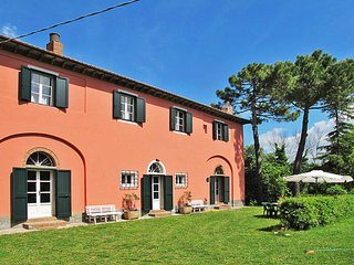 4 bedroom Villa in Acciaiolo, Tuscany, Italy : ref 5447156