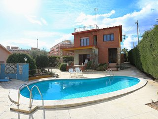 4 bedroom Villa in Torredembarra, Catalonia, Spain : ref 5557824