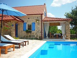 2 bedroom Villa in Puljane, Sibensko-Kninska Zupanija, Croatia : ref 5544492