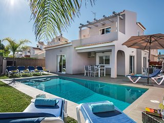 Stunning 3 bedroom villa in the heart of Vilamoura