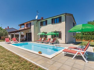 3 bedroom Villa in Fuskulin, Istria, Croatia : ref 5520035