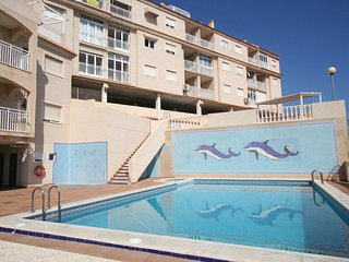 3 bedroom Apartment in Santa Pola, Valencia, Spain : ref 5560841