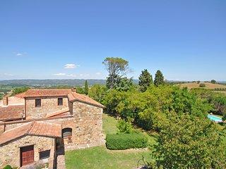 1 bedroom Apartment in Poggi del Sasso, Tuscany, Italy : ref 5239967