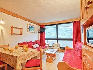 1 bedroom Apartment in Les Menuires, Auvergne-Rhone-Alpes, France : ref 5515008