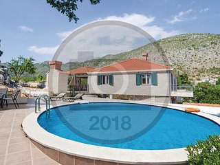 3 bedroom Apartment in Prcijasi, Dubrovacko-Neretvanska Zupanija, Croatia : ref