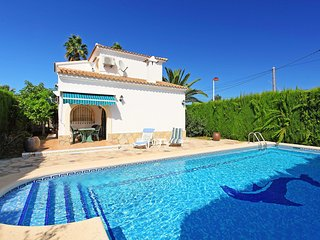 3 bedroom Villa in Setla, Valencia, Spain : ref 5553968