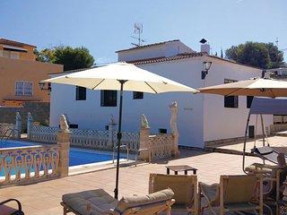 4 bedroom Villa in Roda de Berà, Catalonia, Spain : ref 5549874