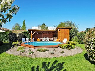 3 bedroom Villa in La Teste-de-Buch, Nouvelle-Aquitaine, France : ref 5434923