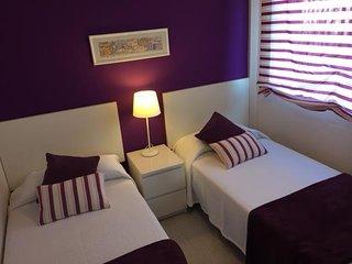 Dormitorio dos camas de 0,90 X 1,90